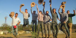 job en Australie travail à la ferme