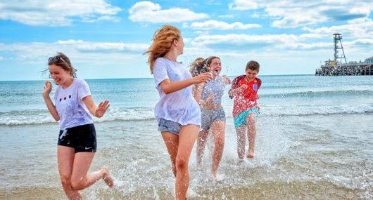 séjour linguistique enfant à Bournemouth