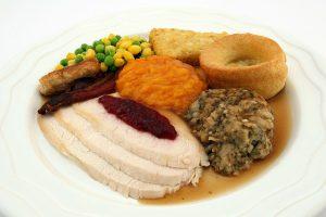 La dinde - repas de Thanksgiving