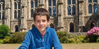 Séjour linguistique enfant Canterbury