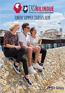 Junior Summer Courses 2020