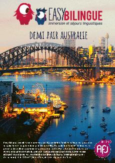 Demi Pair Australie